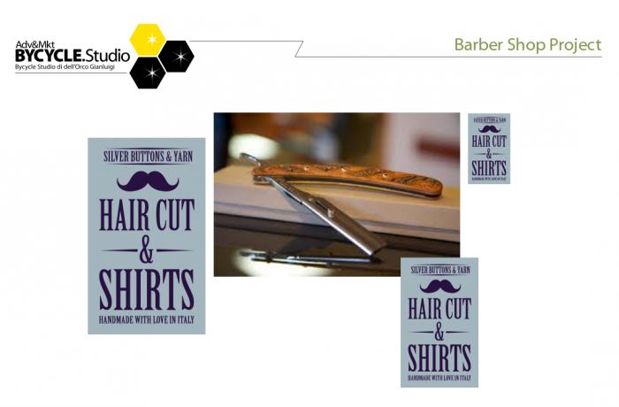Barber Shop Project