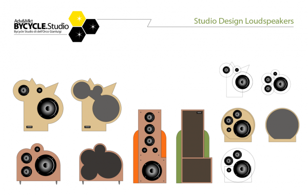 Studio Design Loudspeakers