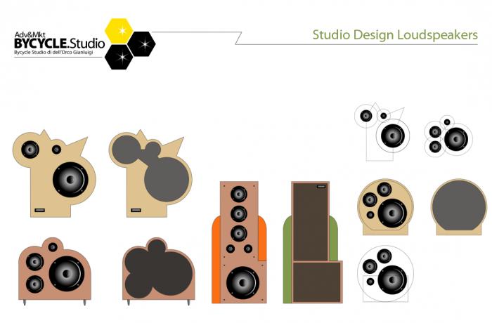 Studio Design Loudspeakers